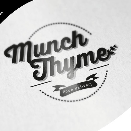 Create a vintage, rustic yet modern logo for our high end healthy meal delivery service!!
