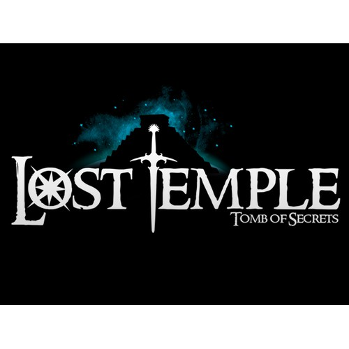 Lost Temple needs a new logo