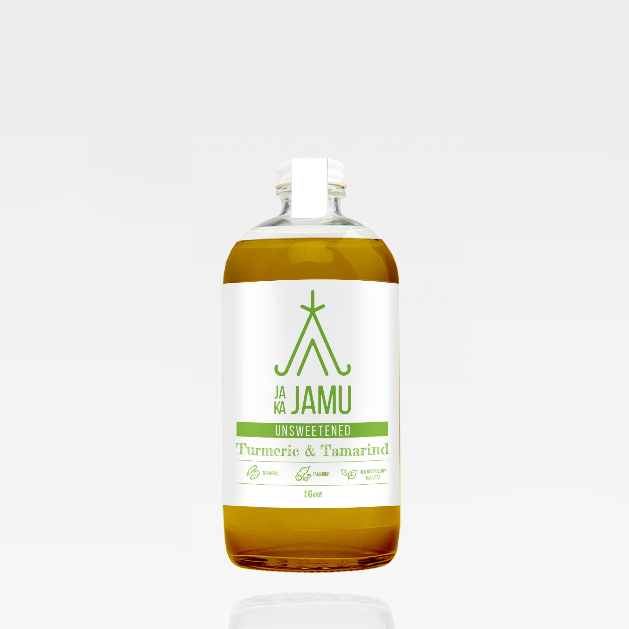Logo & Label - Turmeric based & Indonesian inspired beverage