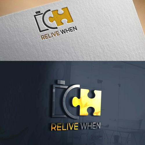 Logo design for Relive When