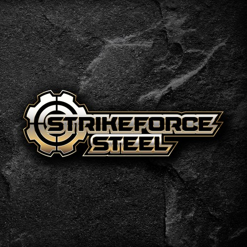 Strike Force Steel Logo