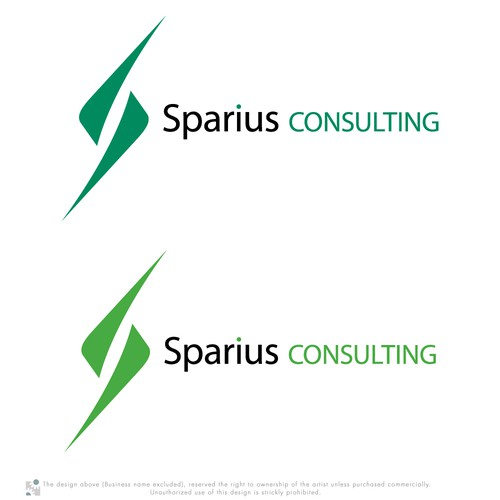 New logo wanted for Sparius Consulting