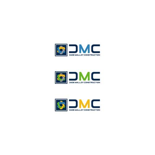 Bold Logo Concept for DMC