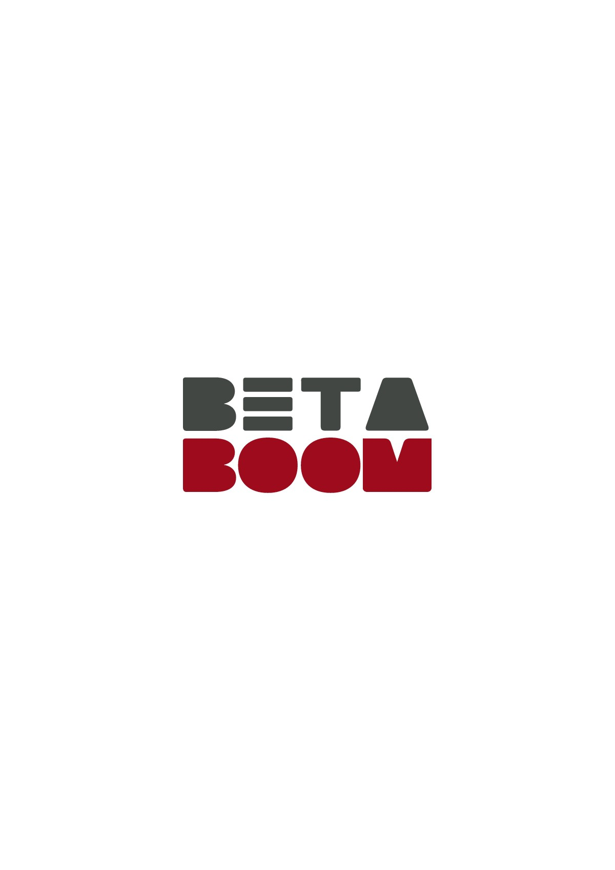 Branding for Beta Boom -- A Startup Accelerator Program
