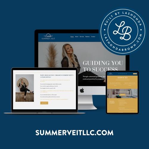SUMMER VEIT | Consultant