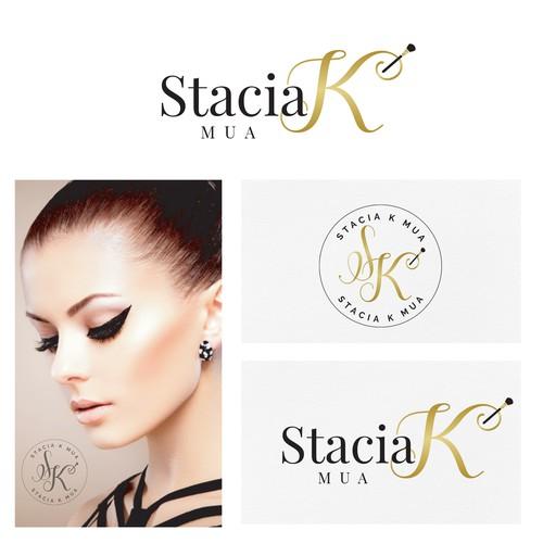 Stacia K Logo