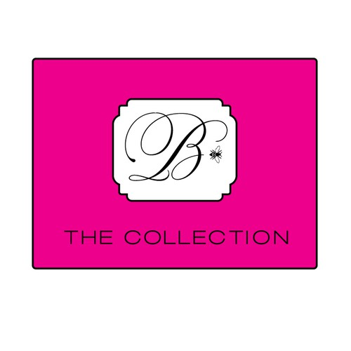 Help B THE COLLECTION with a new logo