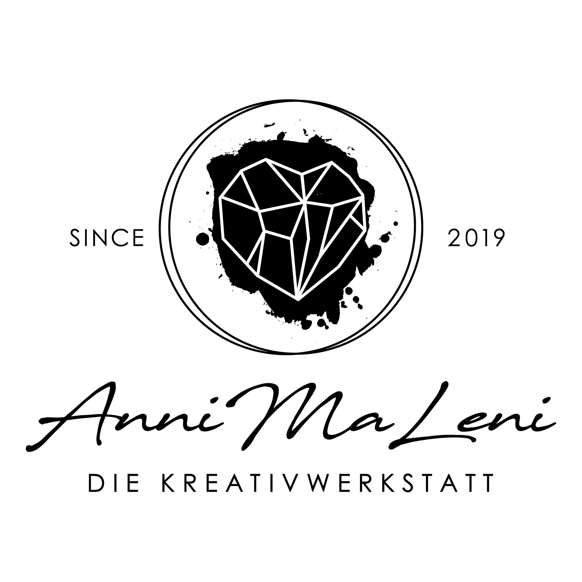 Logo im Vintage Stil für unsere Kreativwerkstatt