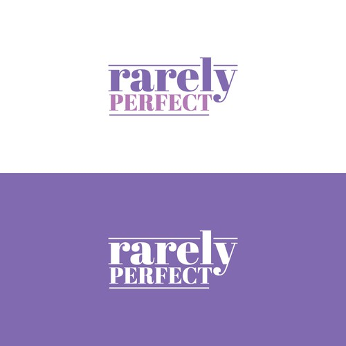 rarely perfect