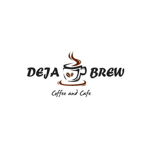 Coffee and Cafe Logo
