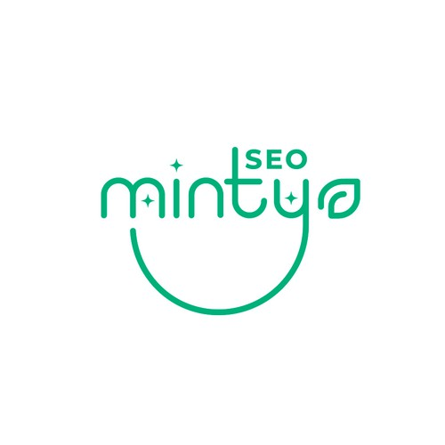 MintySEO Logo Design