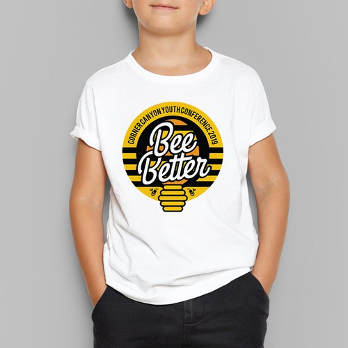 Design a hip t-shirt for a Youth Group ages 14-18