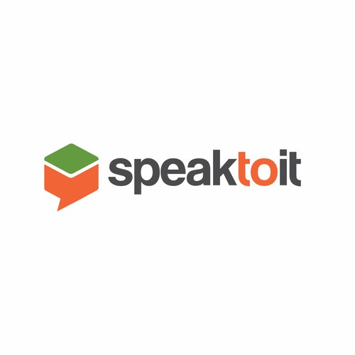 New original logo needed for Speaktoit