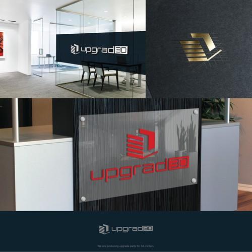Logo Upgrad3D