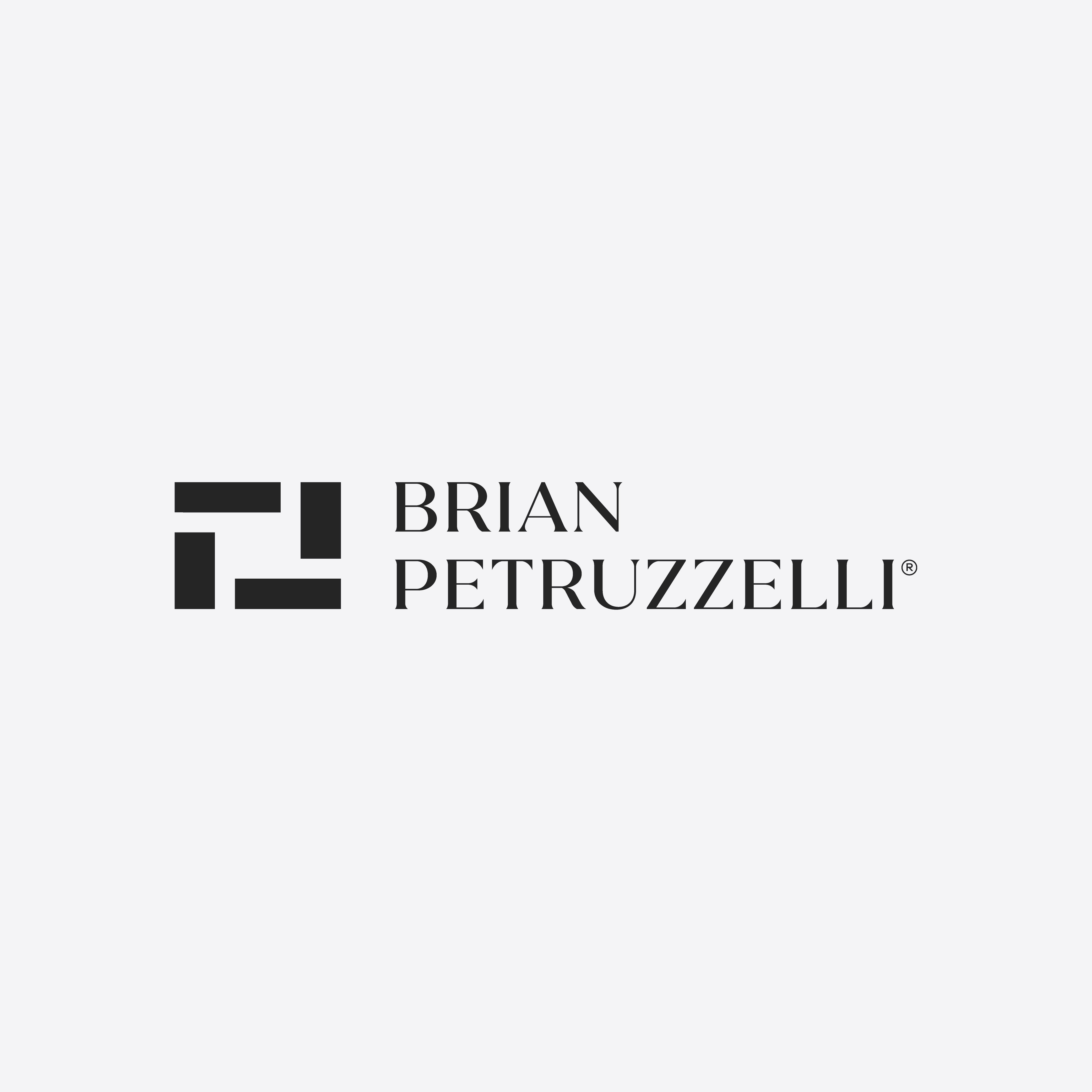 Sophisticated and clean real estate logo