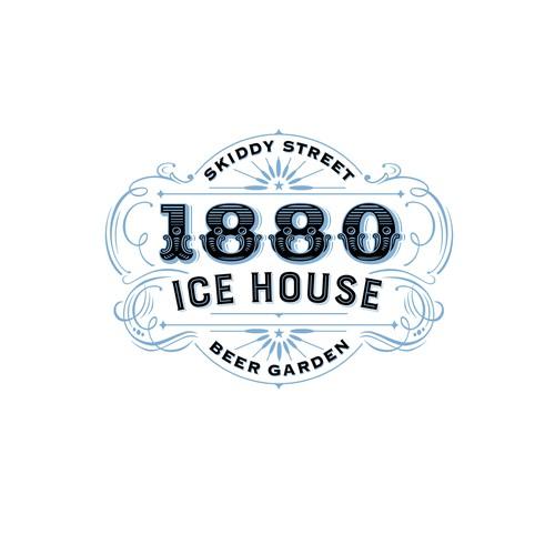 1880 Ice House Logo