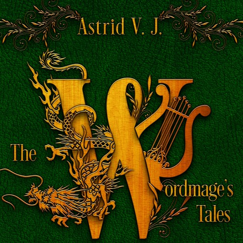 Book cover design - The Companion's Tale by author Astrid V.J.