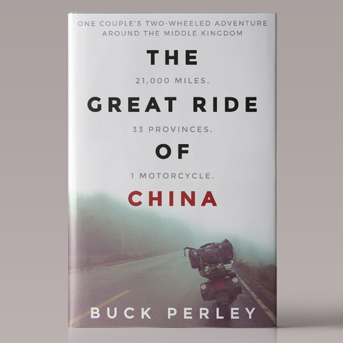 "Cover for ""The Great Ride Of China"""