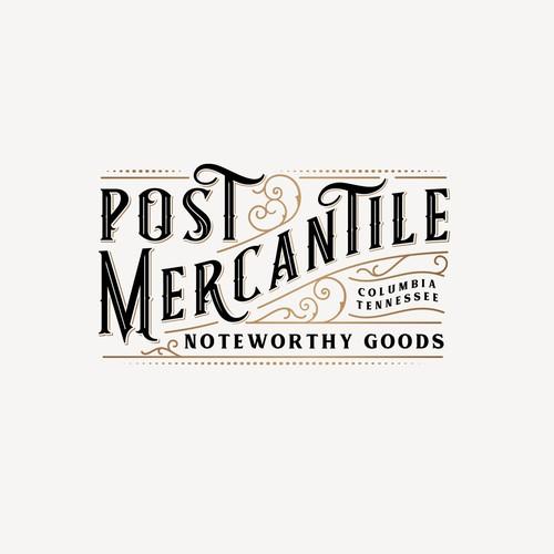 Logo for Post Mercantile