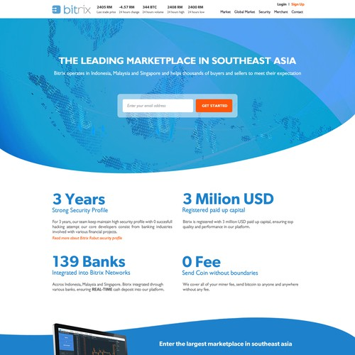 Biggest Trading MarketPlace in Asia