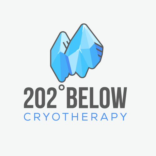 Logo Concept for Cryotherapy