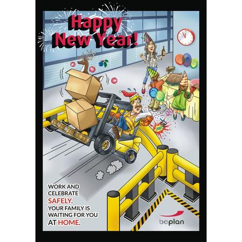 Happy New Year Boplan