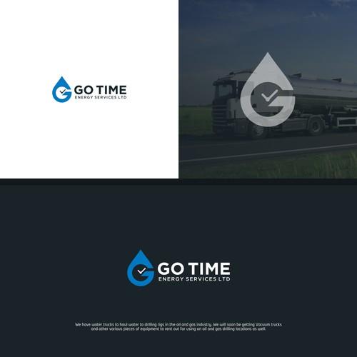 GoTime logo design