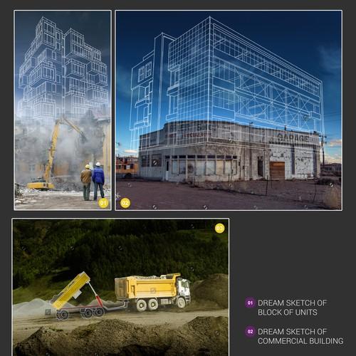 Design for Futuristic Real estate