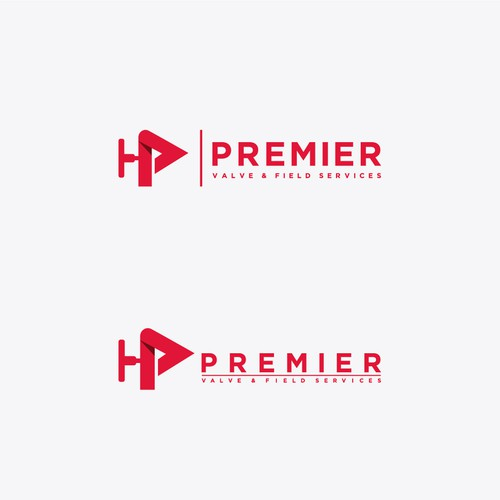 Diseña un logo para PREMIER VALVE & FIELD SERVICES