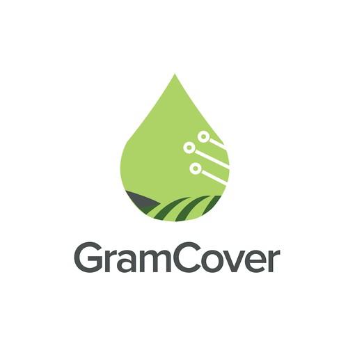 Logo for a rural tech company