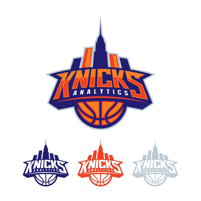 create a logo for Knicks Analytics!