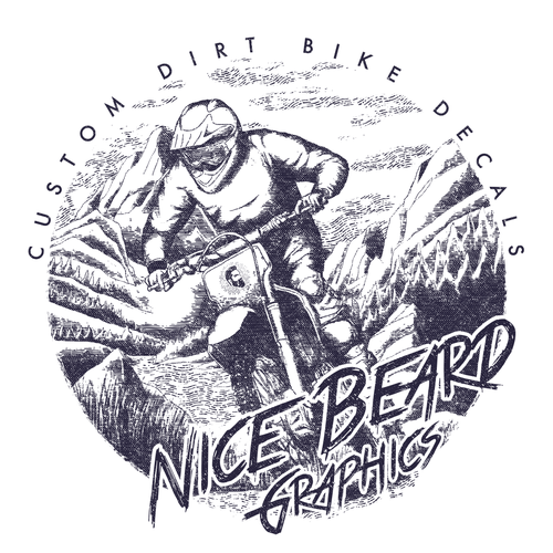 Create A Fresh Looking Dirt-Bike Shirt-Design