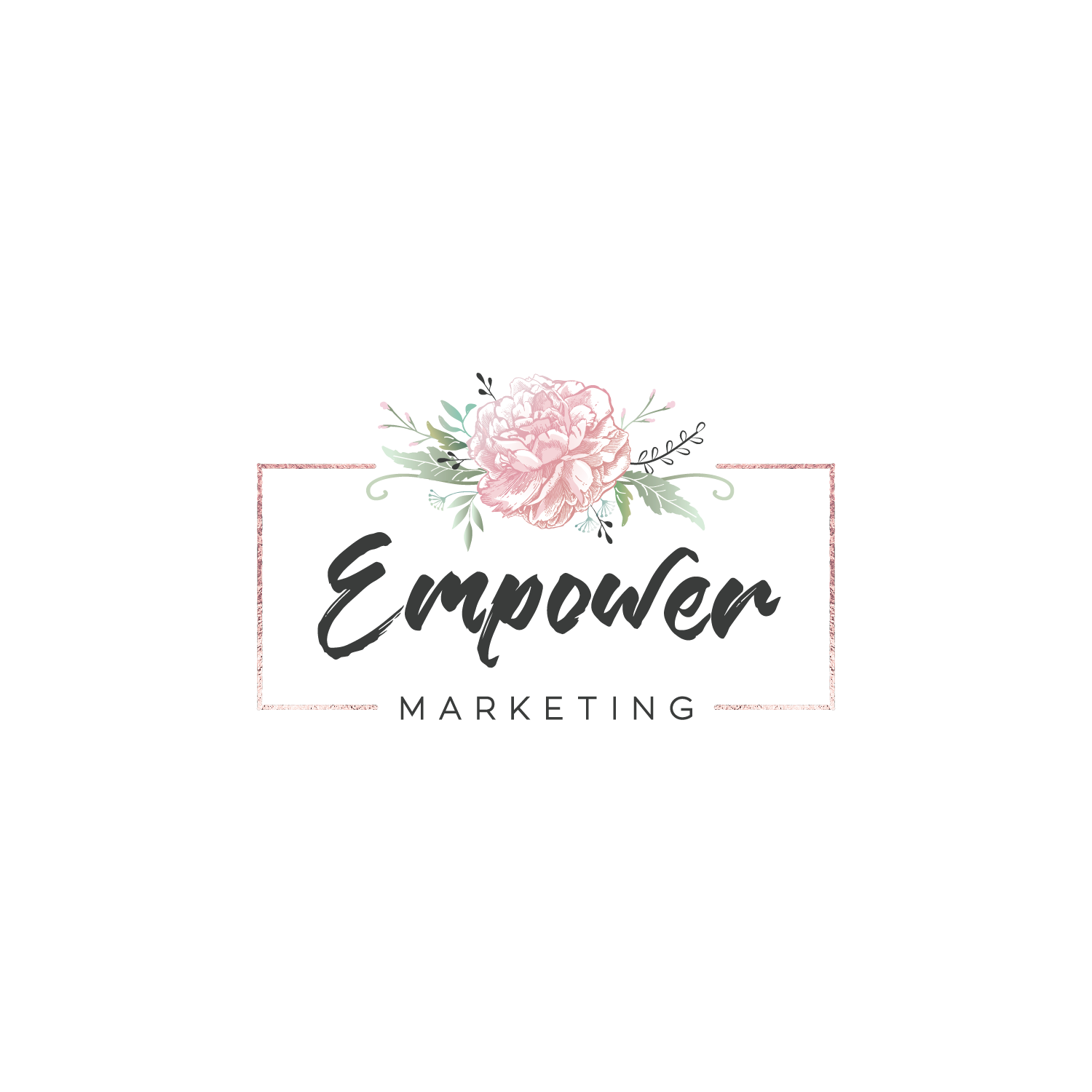 Social Media Marketing Consultant needs a powerful and beautiful logo.