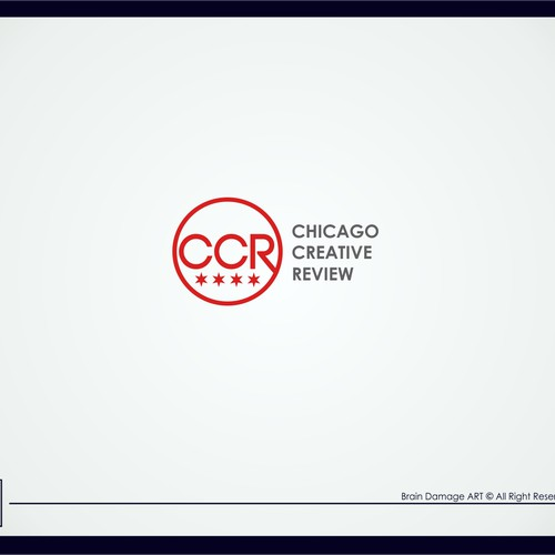 New logo design for Chicago Creative Review