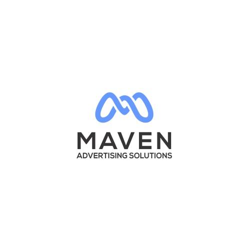 Maven Adversitising Logo