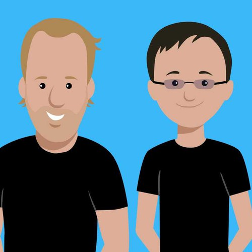 Creating Cartoon-Style Avatars of 'Internet Buddies'
