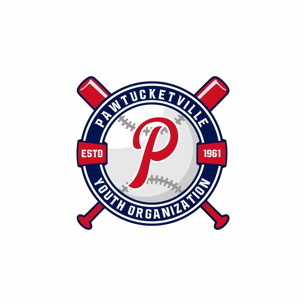 Youth Baseball/Softball logo design