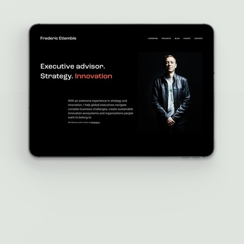 Executive advisor for leaders. Melbourne, Australia