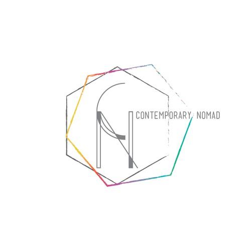 A logo for an art blog