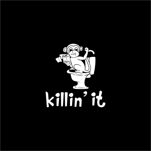 logo for killin it