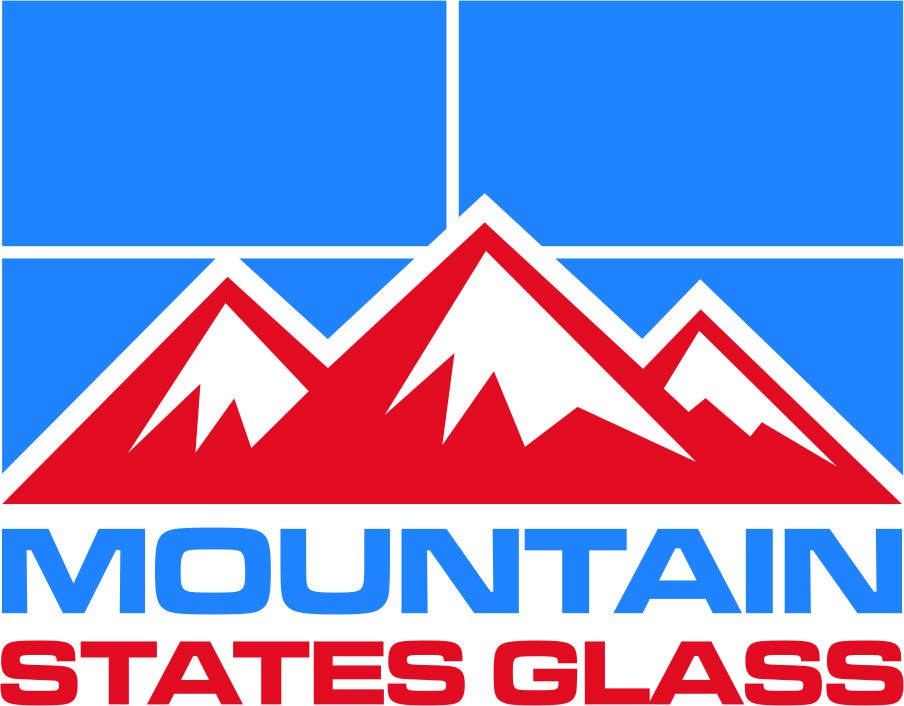 Design logo for Colorado glazing company