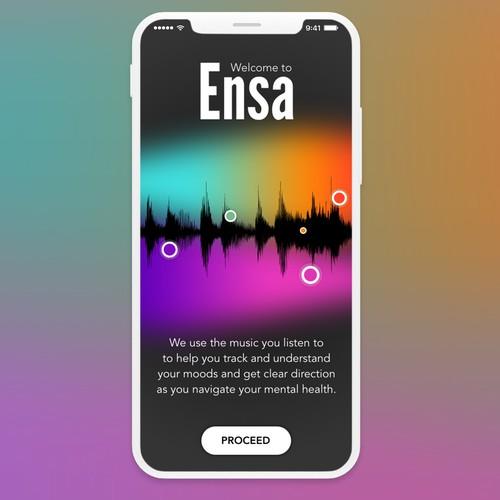 Mood Based Music App