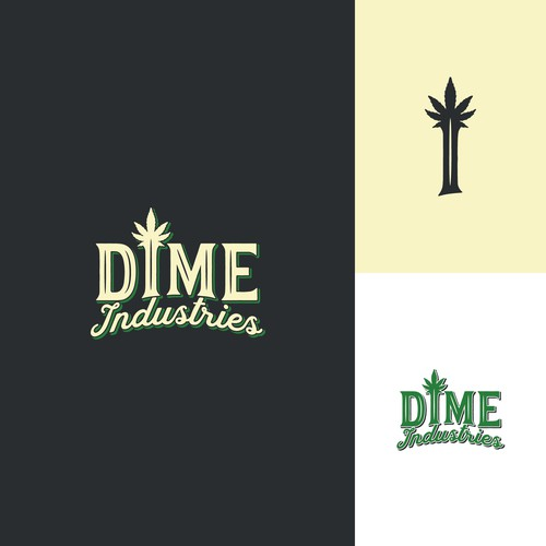 Logo Concept for Dime Industries