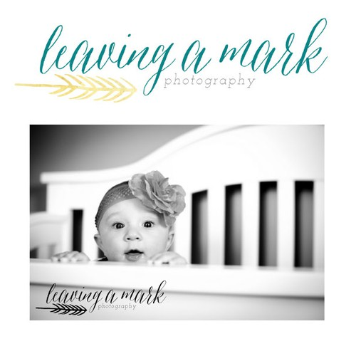 Logo/Brand design for Leaving A Mark Photography