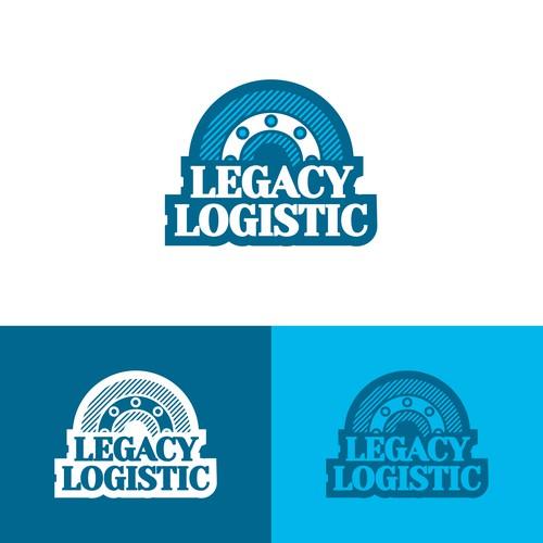 Legacy Logistic Logo