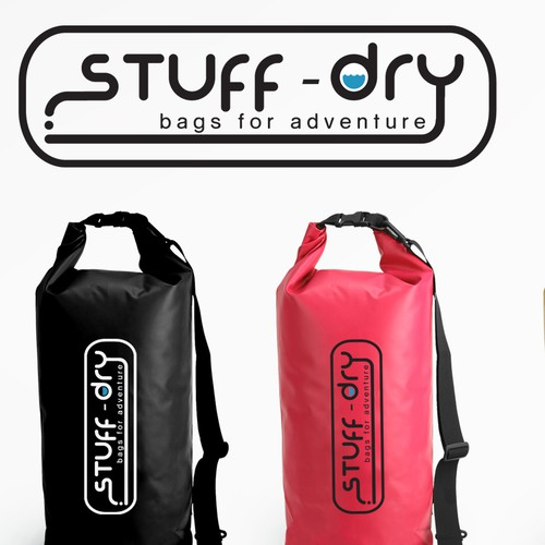 Dry Bag Logo Design