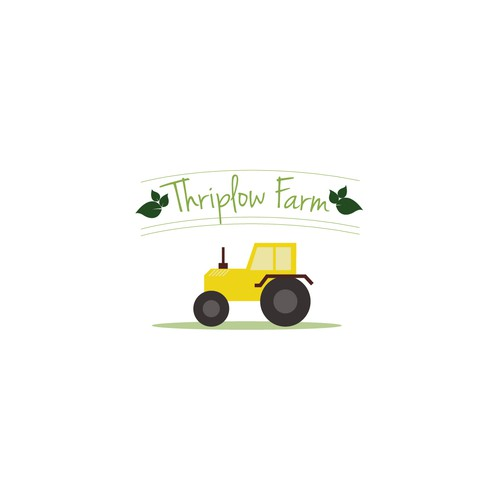 Logo for a farm