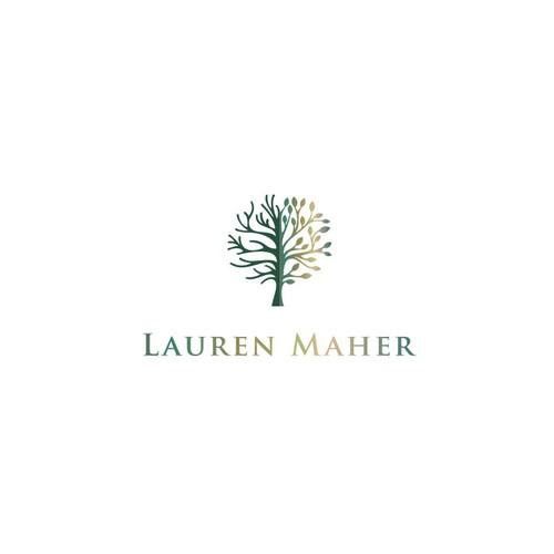 Logo for Lauren Maher