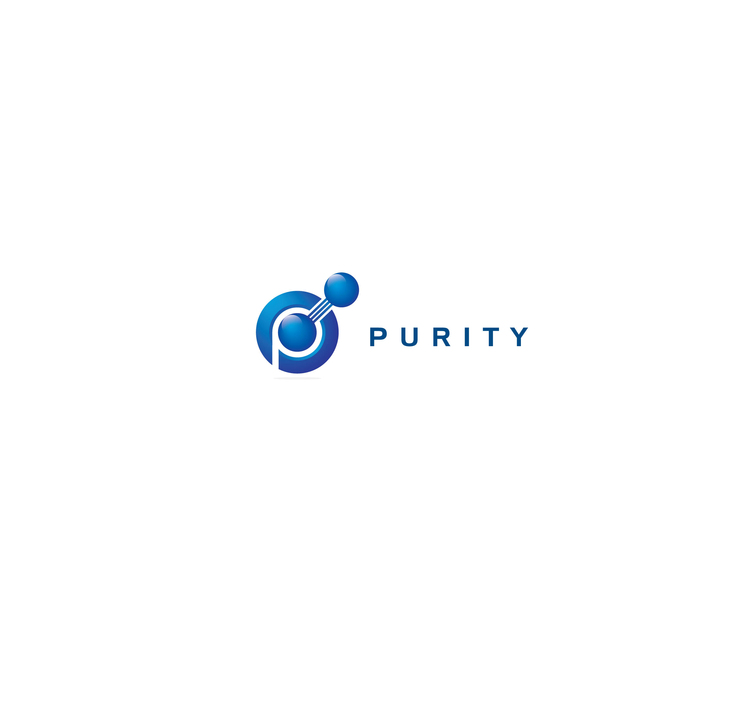 We need a kickass logo for our engineering startup 'Purity'
