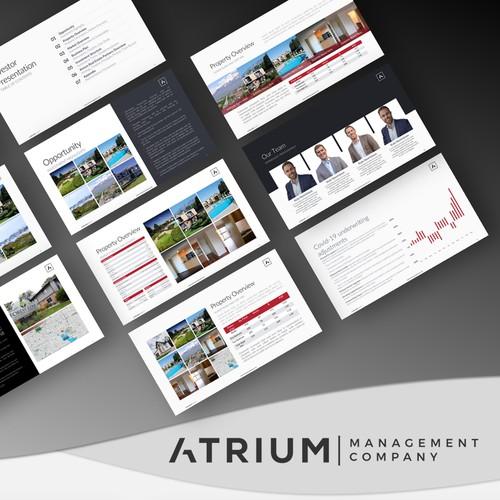 Real Estate Custom Presentation
